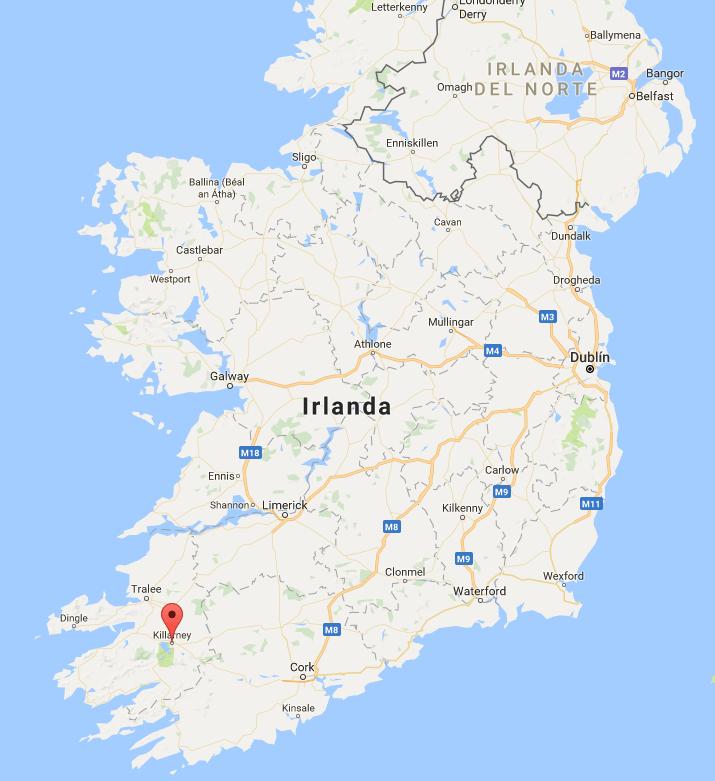 programa de inmersión lingüística en Irlanda