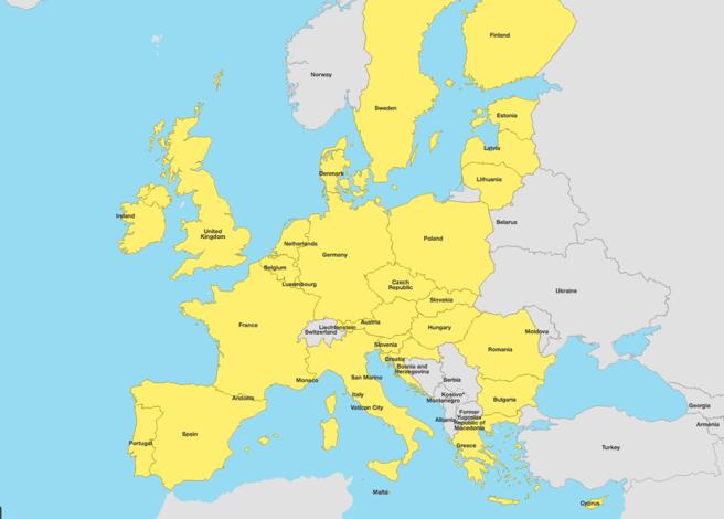 mapa-union-europea