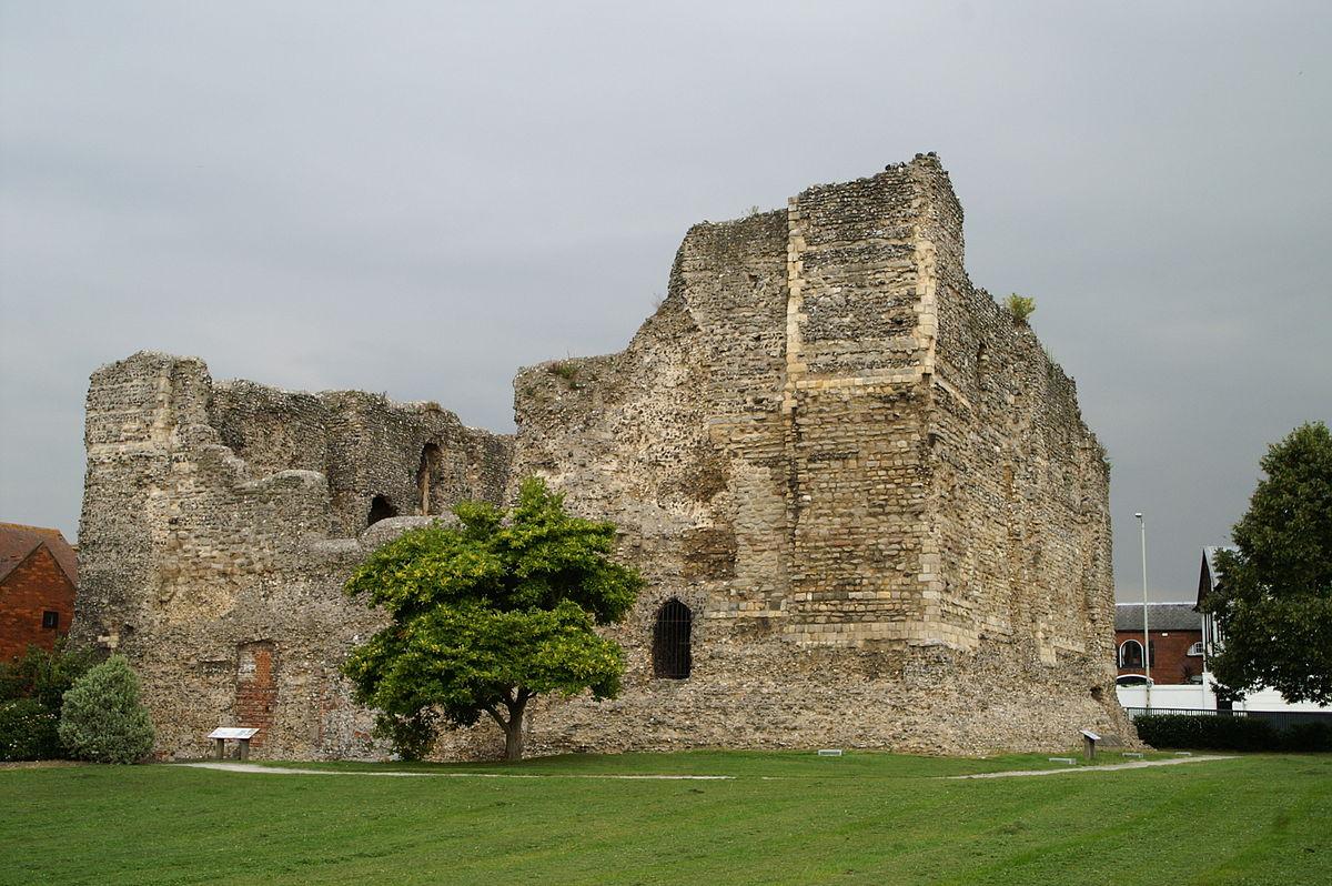 Castillo de Canterbury