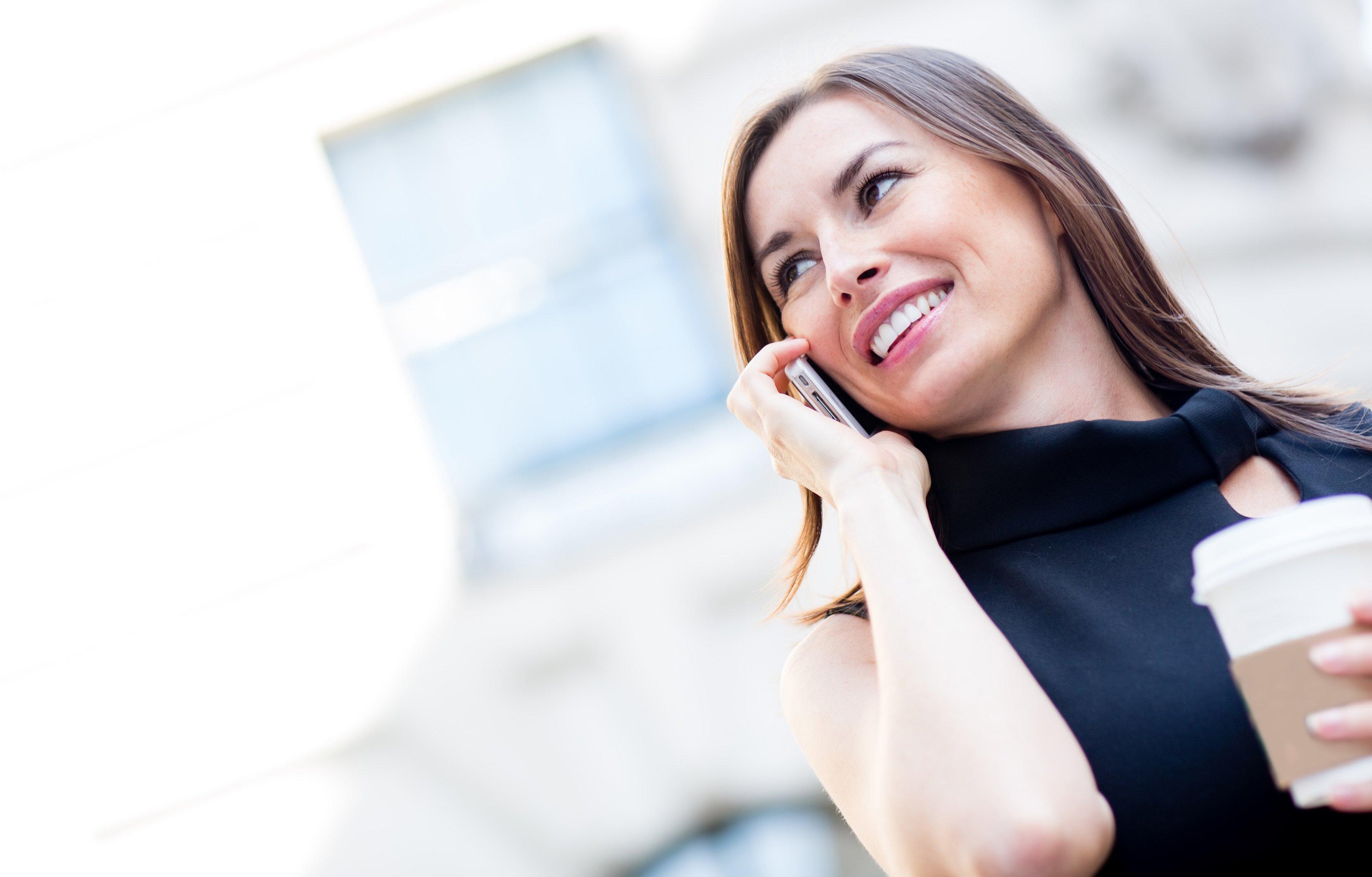 hablar en inglés por teléfono