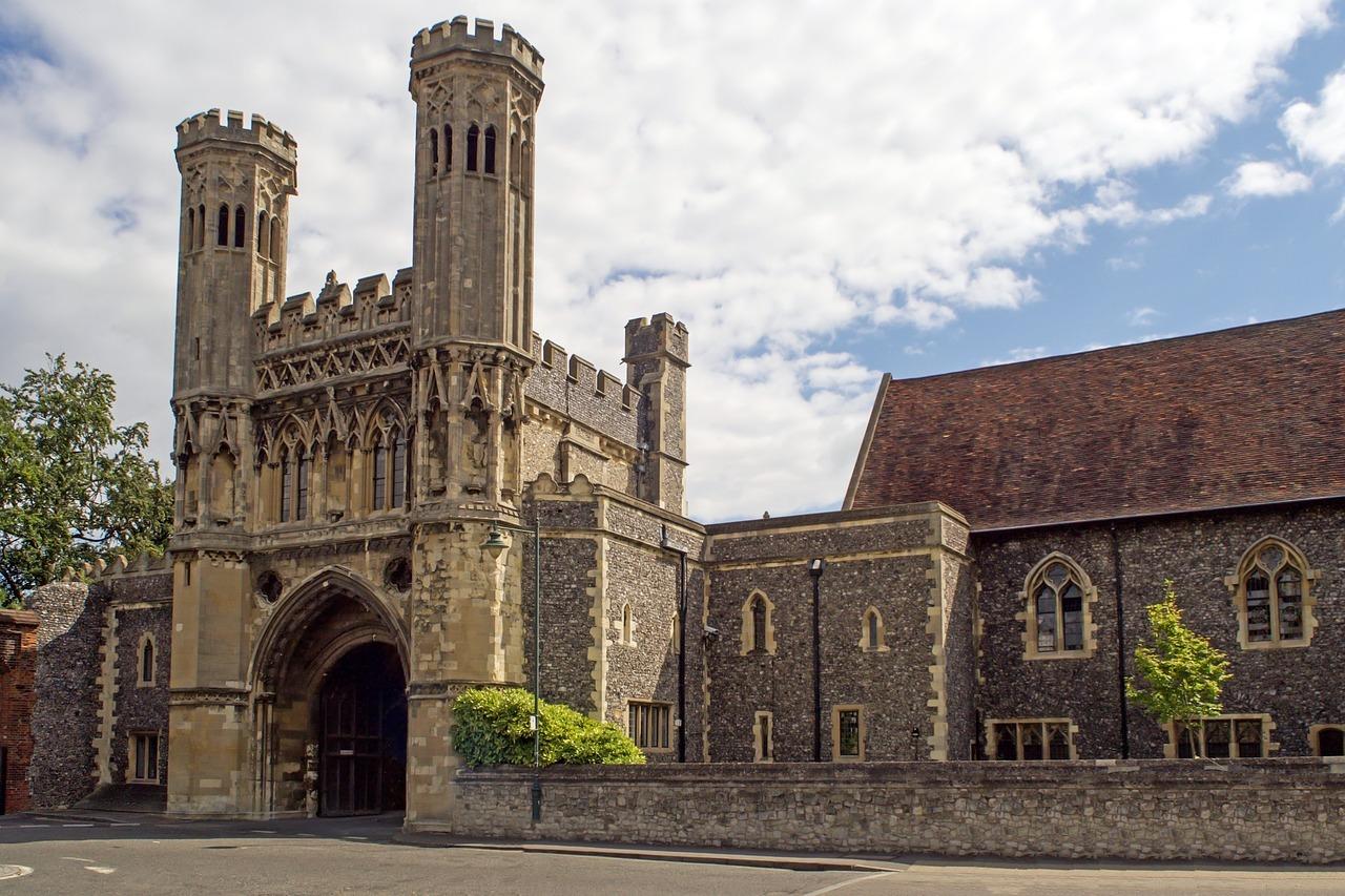 abadía de san agustín