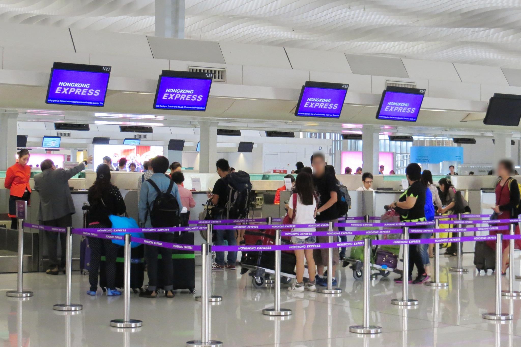 frases en inglés para el aeropuerto