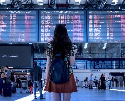 preguntas en ingles para el aeropuerto