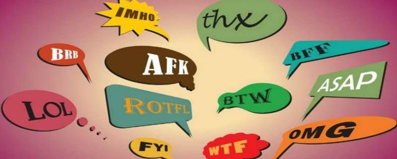 acrónimos en inglés