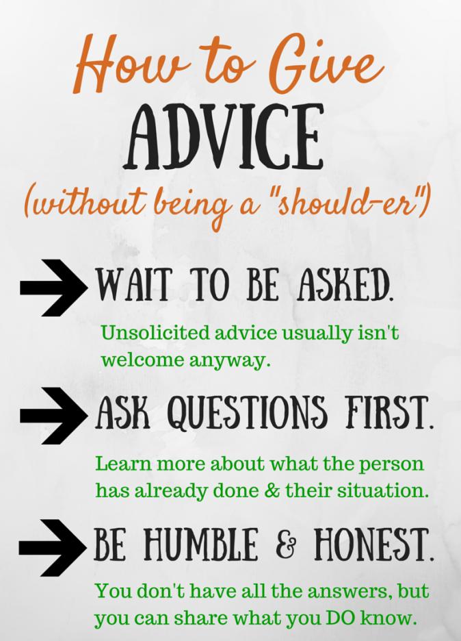 consejos en ingles