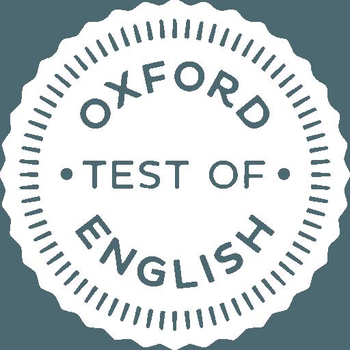 Sello Oxford Test of English