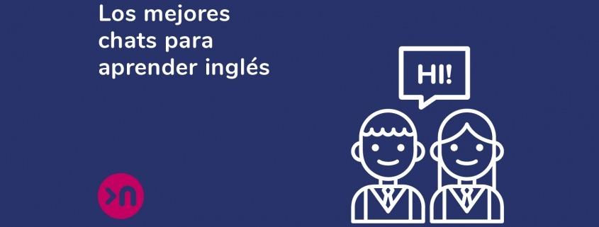 Chats para aprender inglés